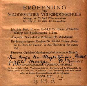 Magdeburg Vhs Startseite